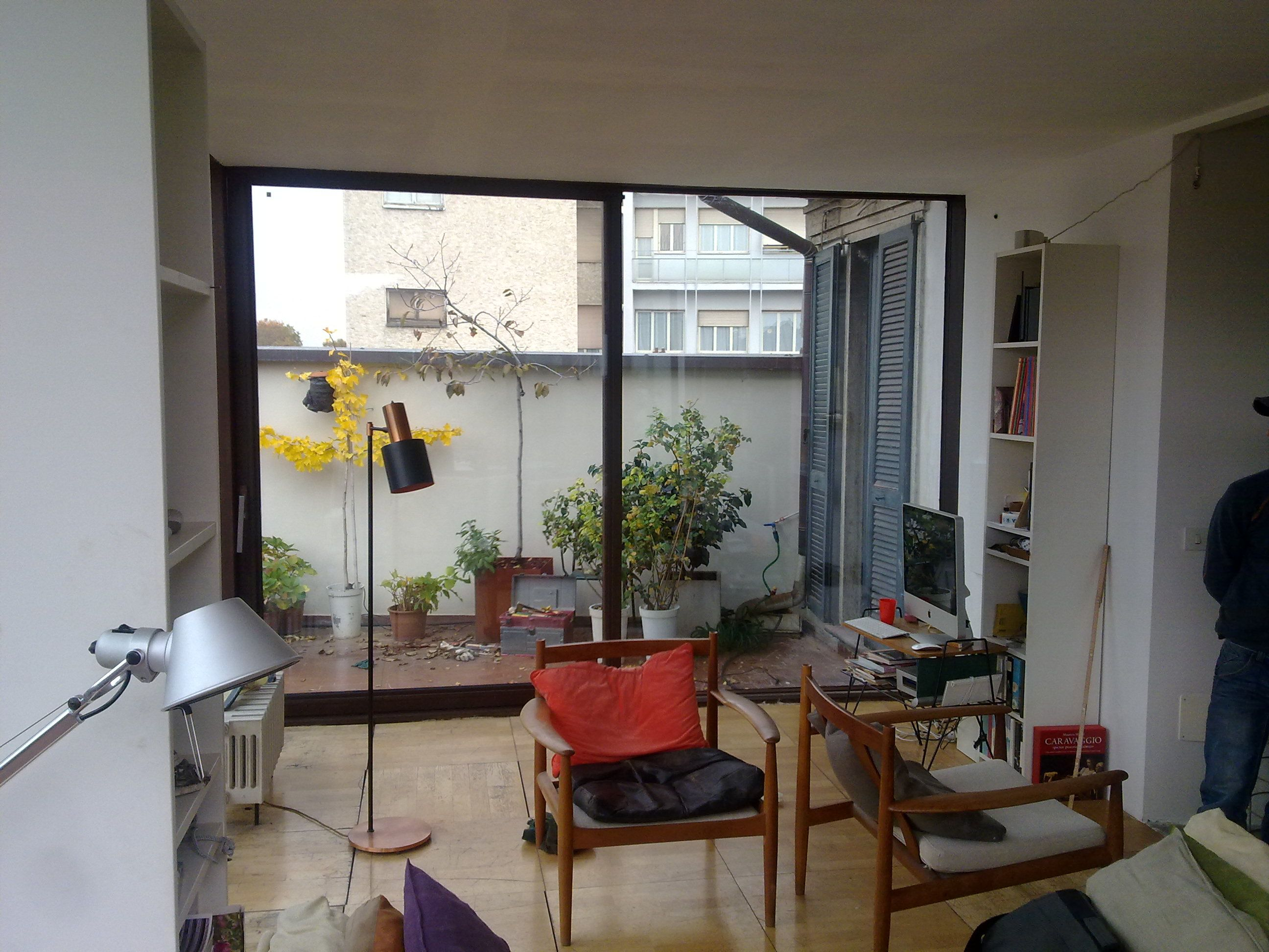 Mobili Veranda ~ Best veranda corten in milan images milan cor