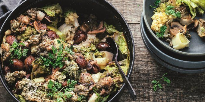 Les recettes gourmandes à cuisiner en novembre
