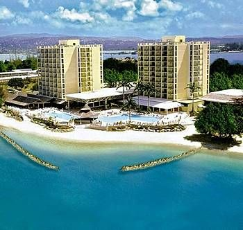 Image Detail For Kilometers West Of Central Montego Bay Jamaica Sunset Beach Resort