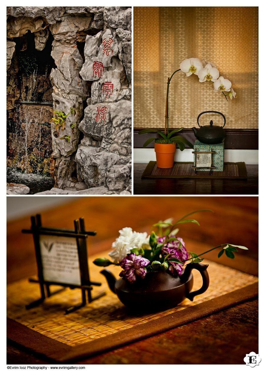 Portland Lan Su Chinese Gardens Wedding Chinese garden