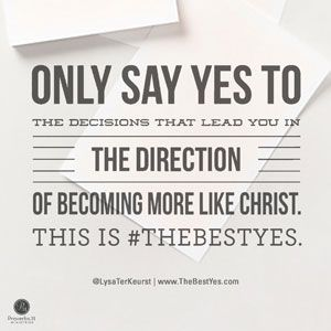Image result for choose yes to christ image