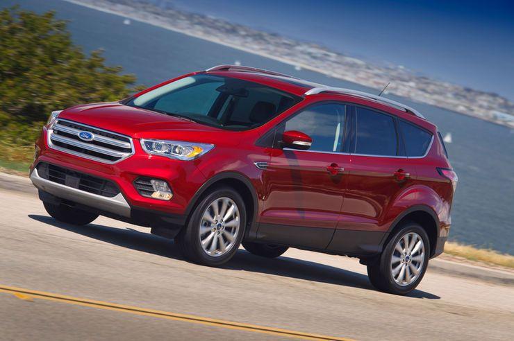 Ford Escape 2017 Caracteristicas Y Novedades Autos Accesorios
