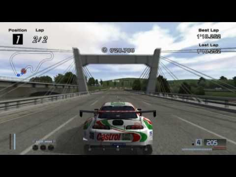 Gran Turismo 4 on PCSX2 Playstation 2 Emulator (720p HD