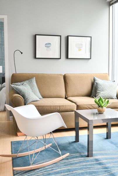 Urbanes Wohnen In Vancouver Apartment Mit Weitblick