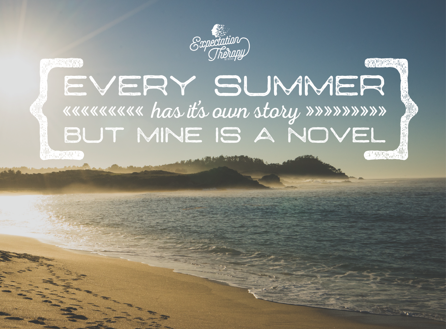 Attractive Every Summer Has Its Own Story But Mine Is A Novel. #summer #quotes