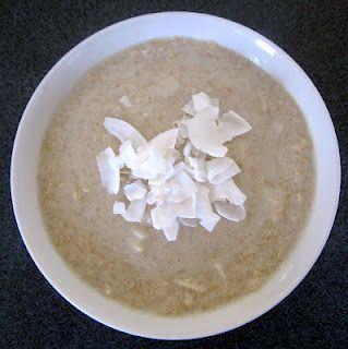 Quinoa Pudding [using crock pot]