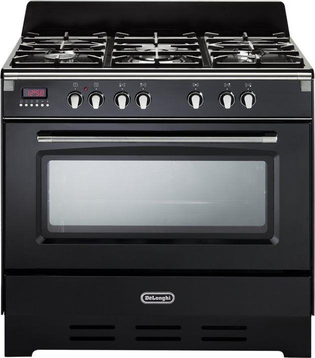 Cucina 5 fuochi forno a gas | Scaldavivande, Cucine, Forno