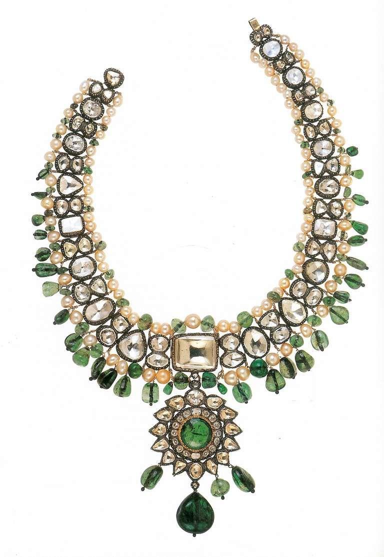 Jewels Of The Nizams Book 1stdibs Com Mughal Jewelry Nizam Jewellery Royal Jewelry