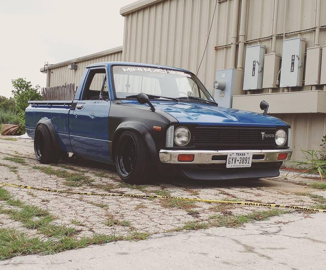 Toyota Mini Truck >> Mk3 Toyota Hilux Mini Truck Drift Truck Mini Trucks