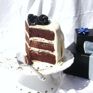 Louise´s Spis: Chocolate and Vanilla Dream Cake