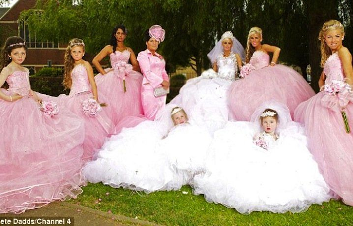 rsz_ugly-bridesmaid-dresses-pink-poufsoriginal | Scary bridesmaid\'s ...
