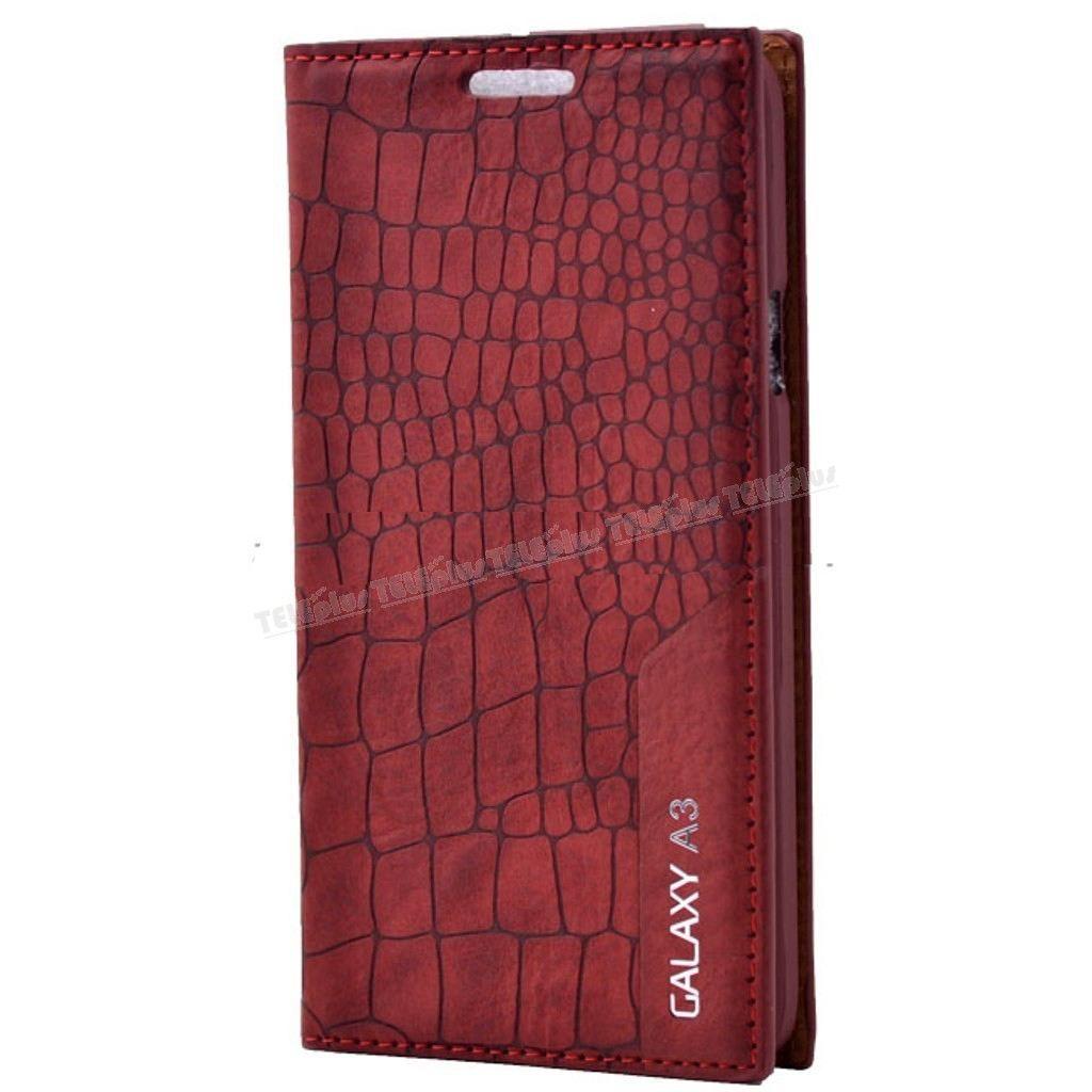 Samsung Galaxy A3 Lüx Flip Cover Kılıf Kırmızı -  - Price : TL28.90. Buy now at http://www.teleplus.com.tr/index.php/samsung-galaxy-a3-lux-flip-cover-kilif-kirmizi.html