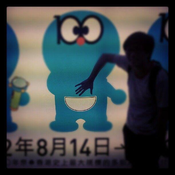 有沒有可以忘記不快事的法寶?很想忘記。  #hk #hkig #hkboy #doraemon100 #sad - @whaleatcoast- #webstagram