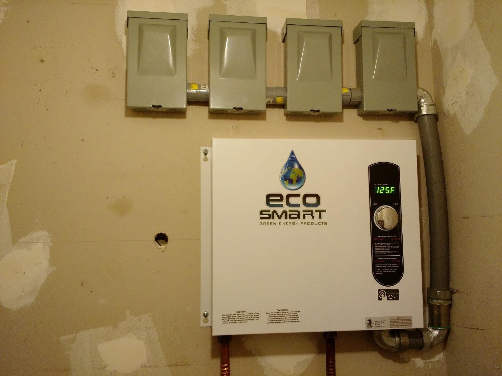 Best Tankless Water Heater Reviews in 2020 Tankless hot