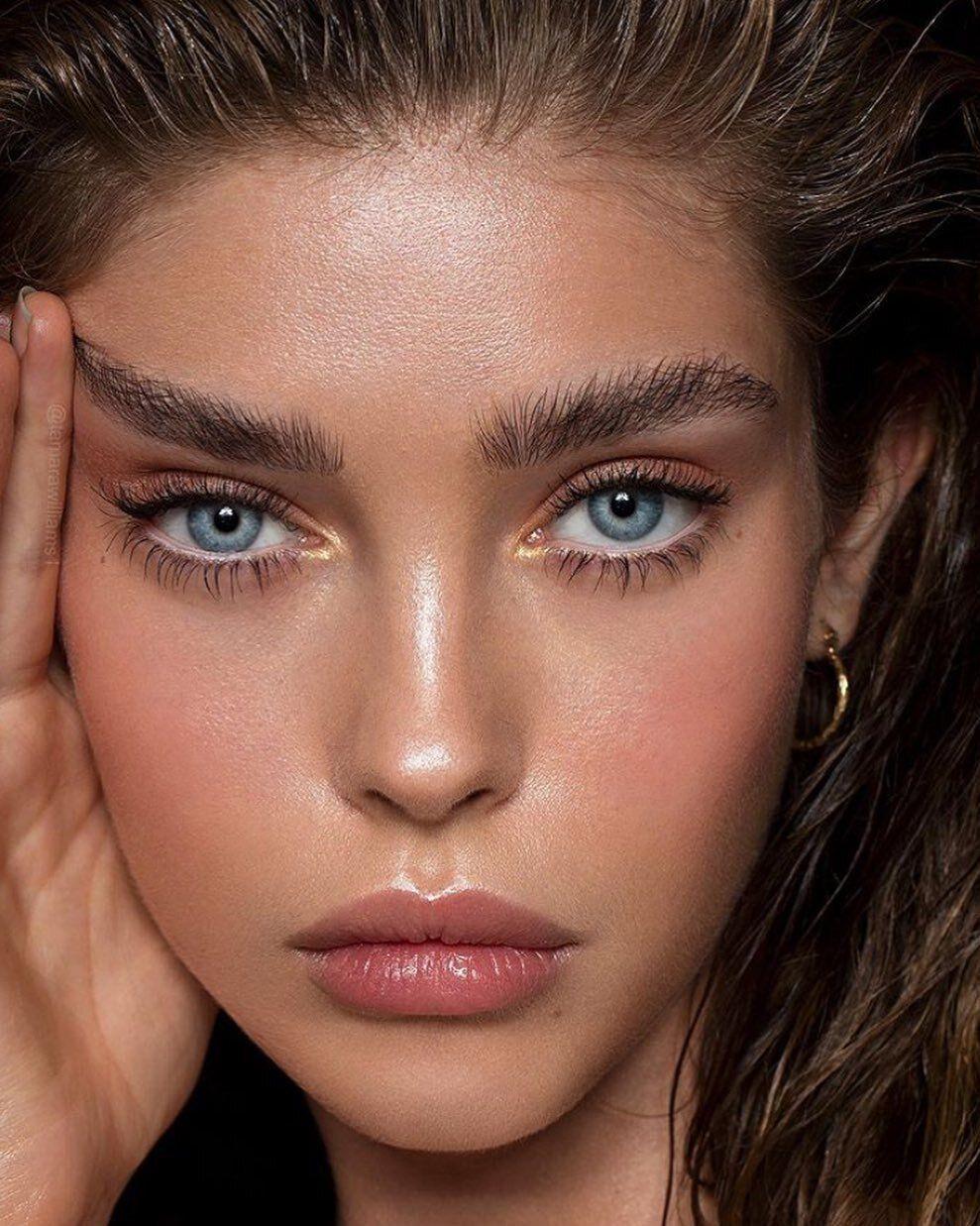 Естественный макияж Everyday makeup tutorials, Natural