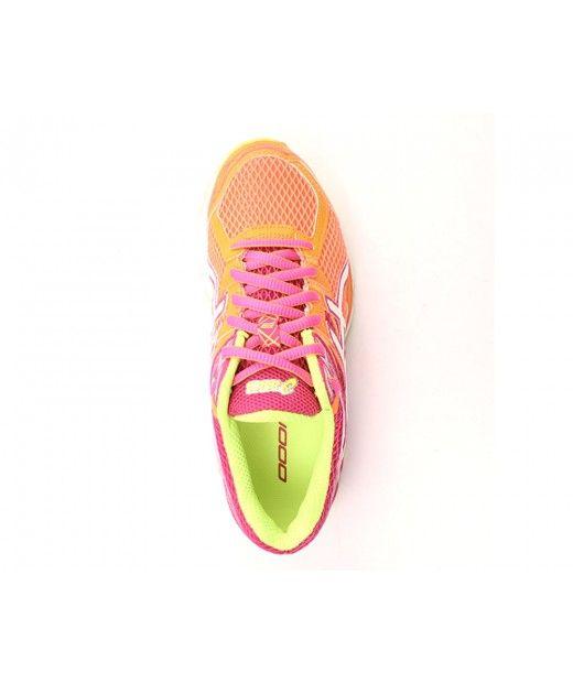zapatillas running asics mujer gt-1000 3 soft rosa