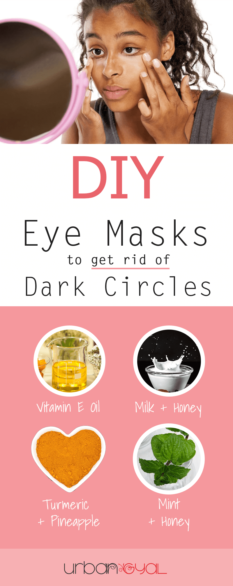 Get Rid Of Dark Eye Circles For Good With These 5 Eye Masks