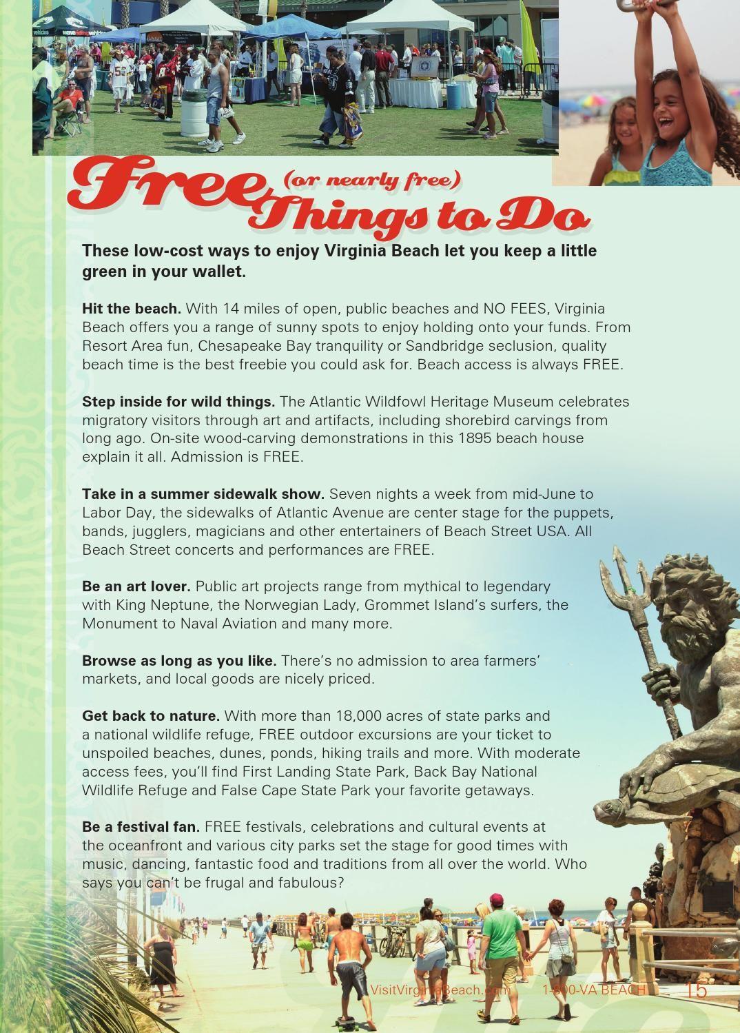 2014 Virginia Beach Vacation Guide