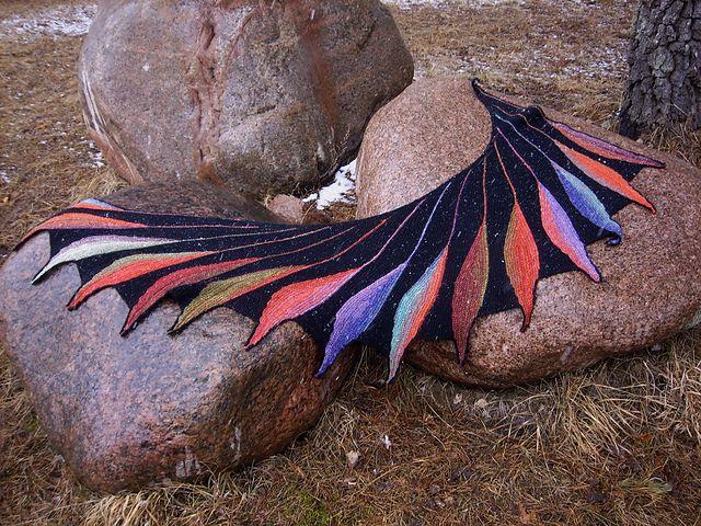 Dreambird KAL pattern by Nadita Swings | Pinterest | Ave fénix, La ...