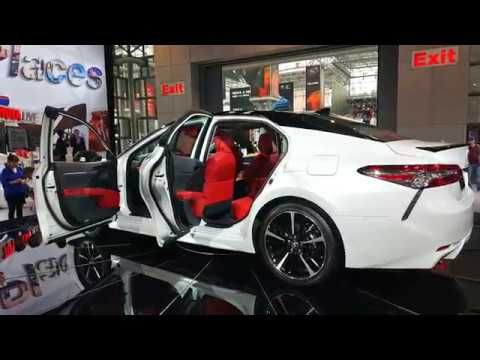 Image Result For 2018 Toyota Camry Xse White Red Interior Cars
