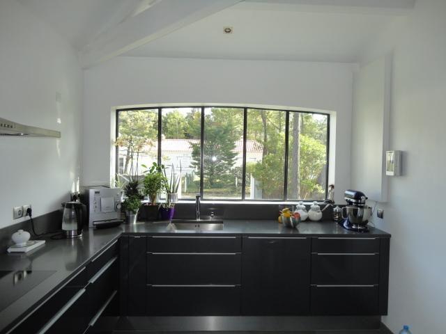 photo menuiserie fixe cintr 233 e dans une cuisine id 233 es