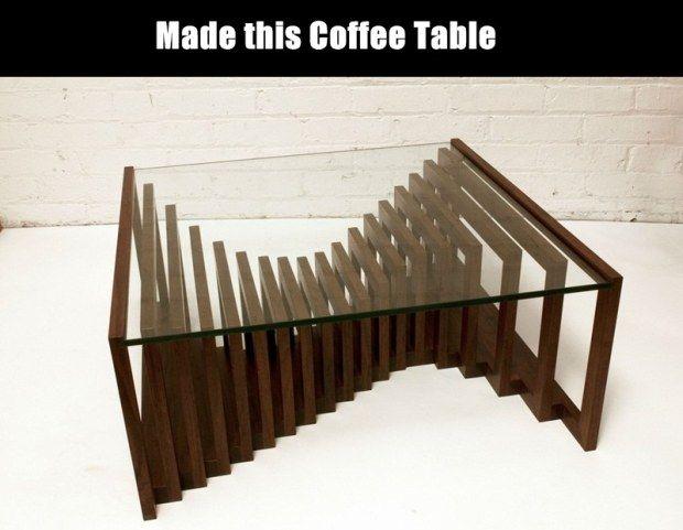Diy Ideas Coffee Table