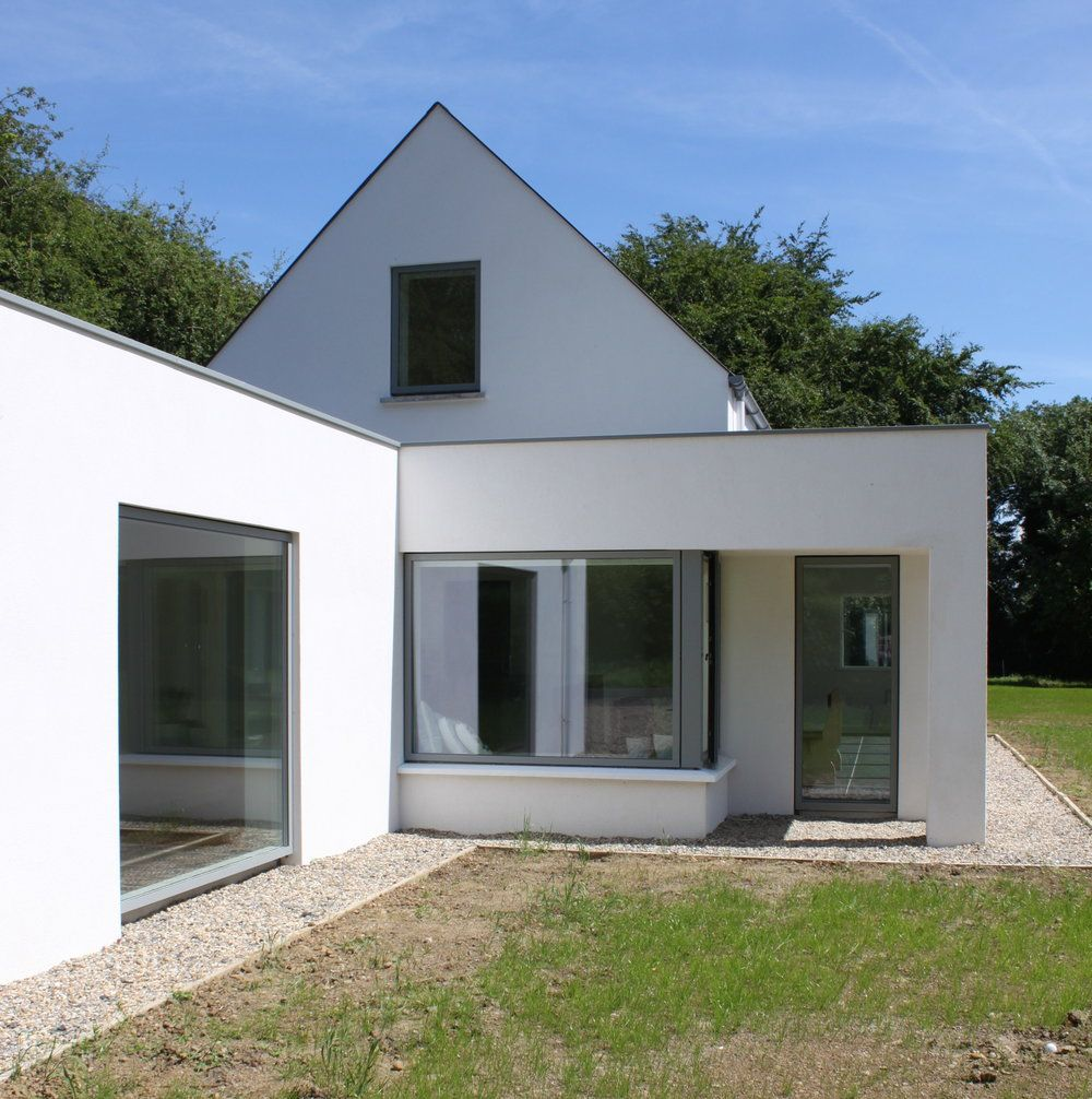 Modern House Red Roof: 10. Kincora Cottage.JPG (With Images)