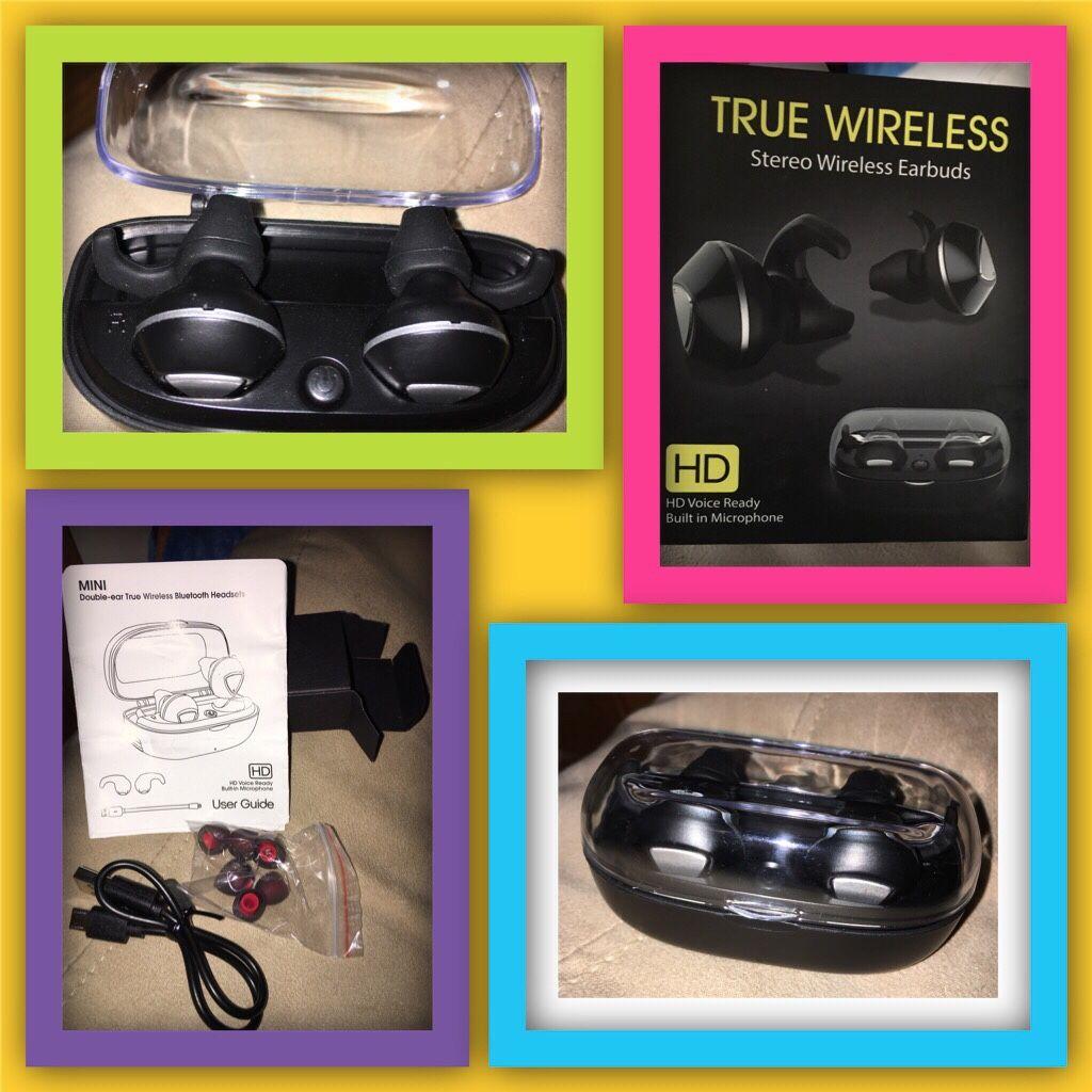 APEKX Mini True Wireless Bluetooth V4.2 Stereo Surround