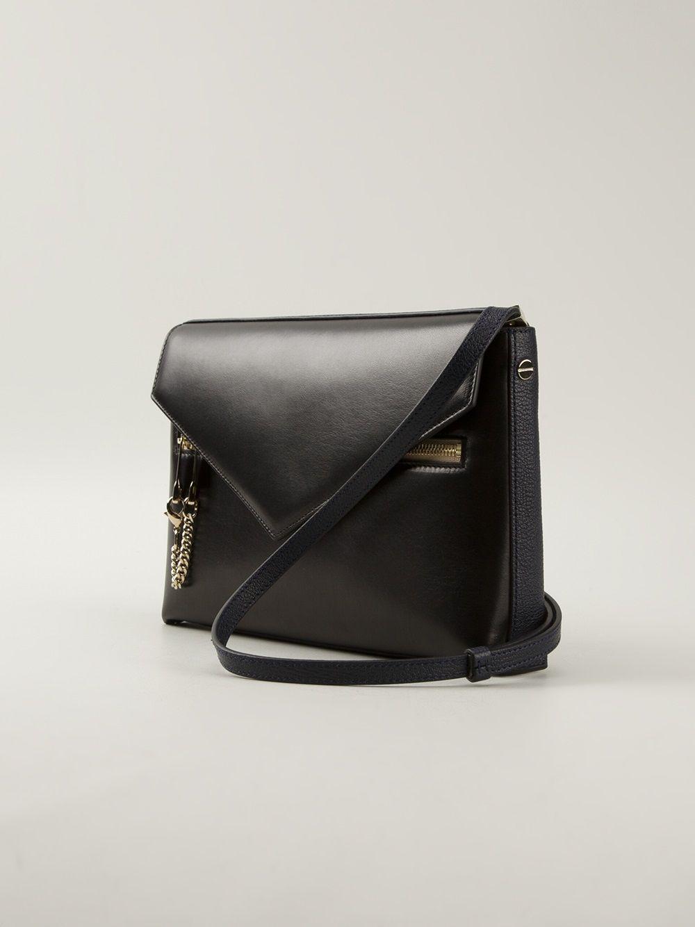 Chloé  cassie  Pochette Shoulder Bag - Gente Roma - Farfetch.com ... 2f2952a6e5312