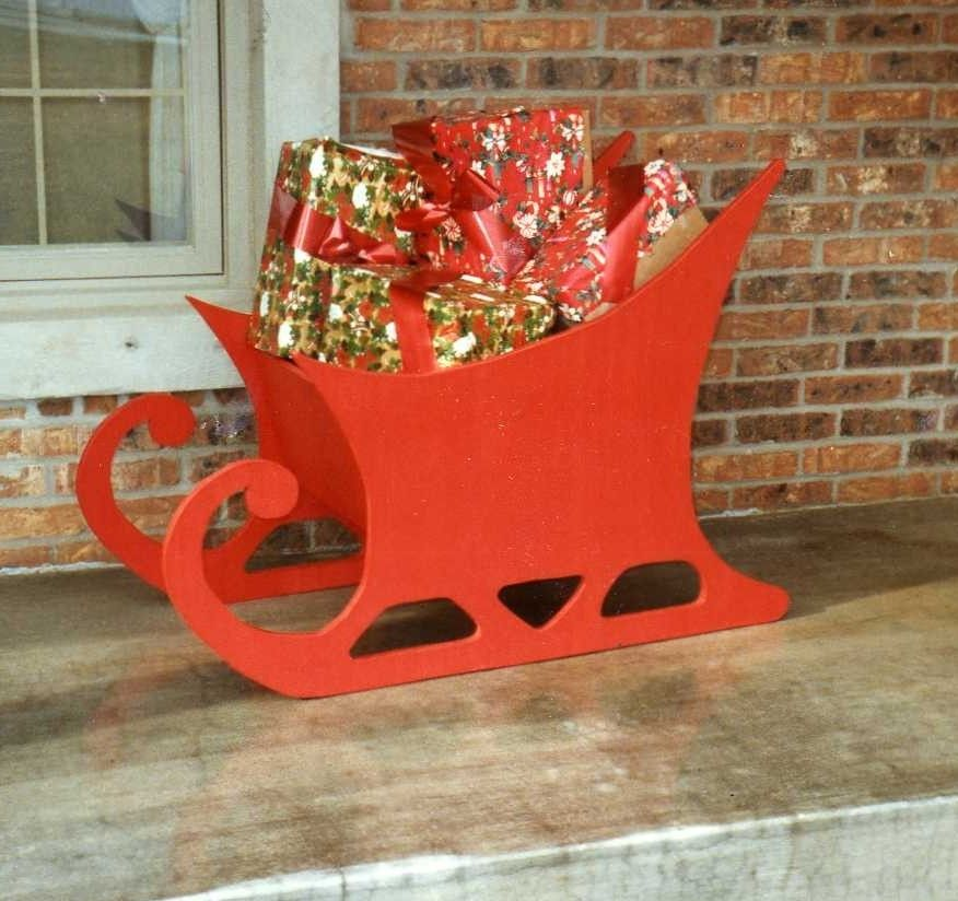 Outdoor Wooden Christmas Yard Decorations: Wood Christmas Yard Decoration Patterns