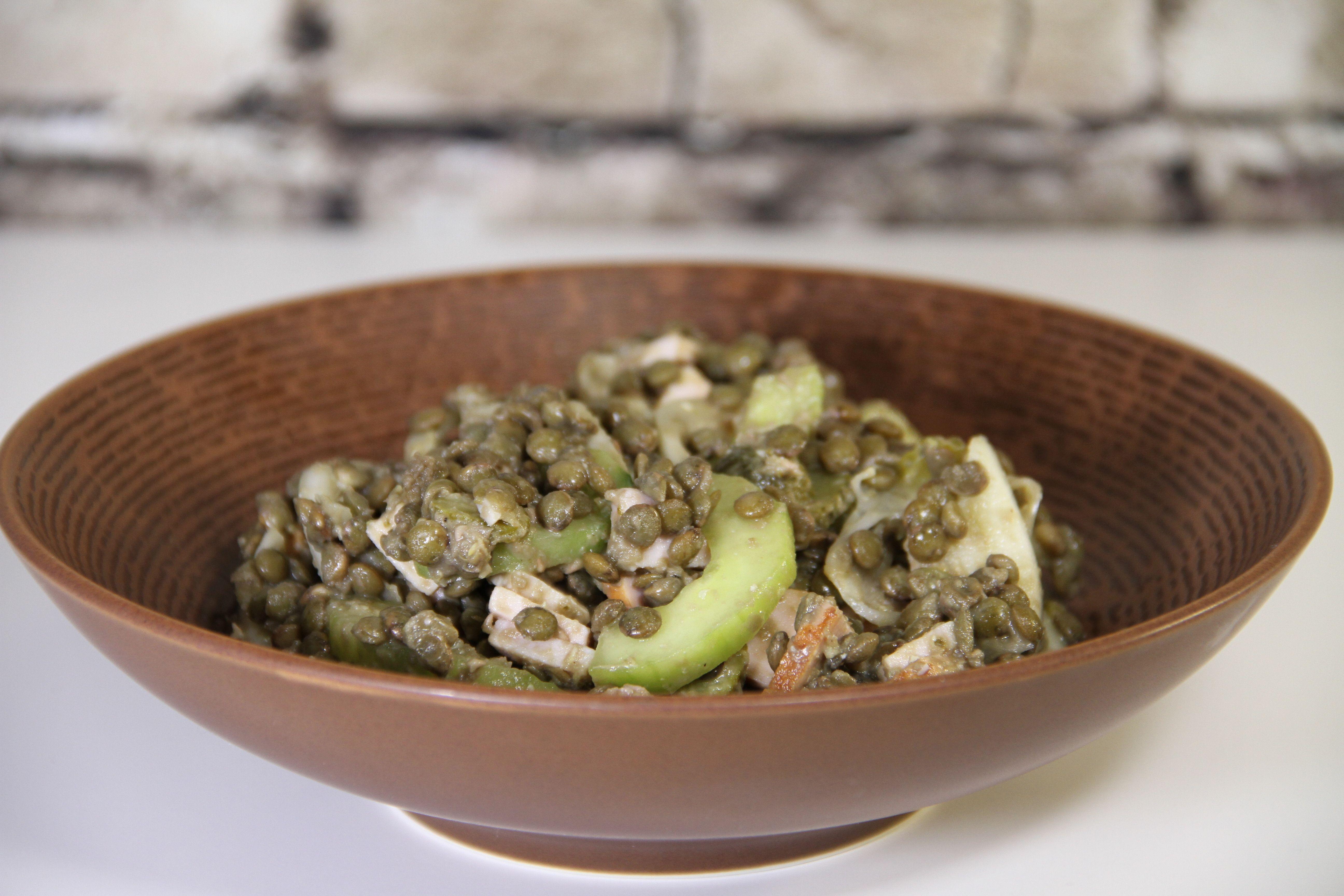 on espère que vous vous êtes régalés avec notre salade verte de