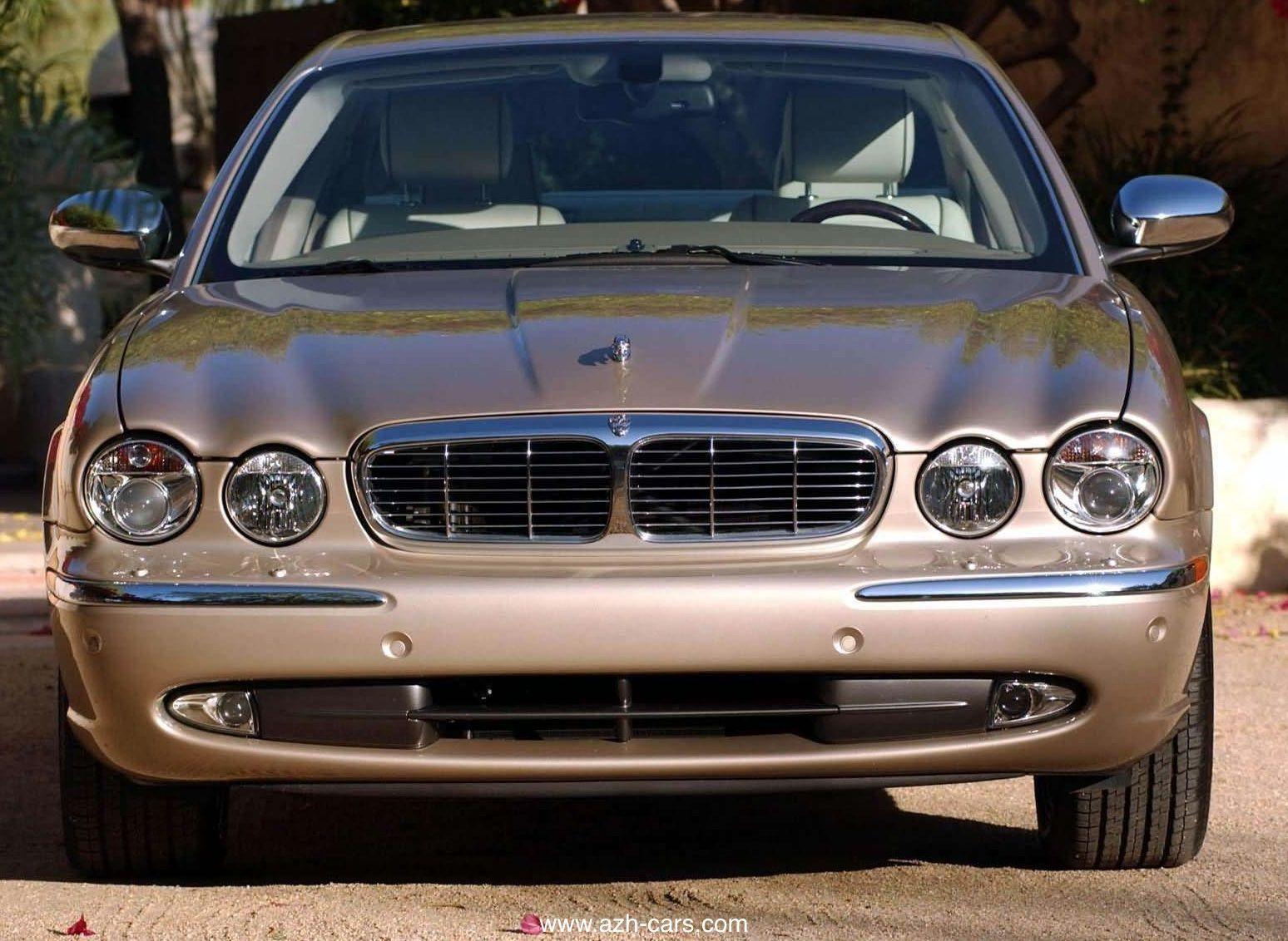 Jaguar Xj8 Vanden Plas 2004 Jaguar Bmw Bmw Car