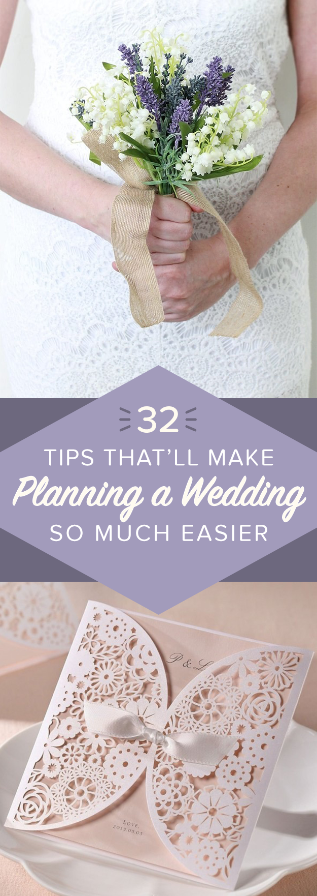 ways to make planning a wedding so much less stressful