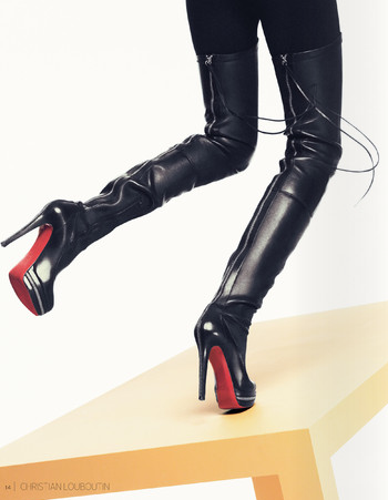 why are louboutins so beautifully expensive. sigh. Boot porn Christian  Louboutin Shoes ... 41512f55f3