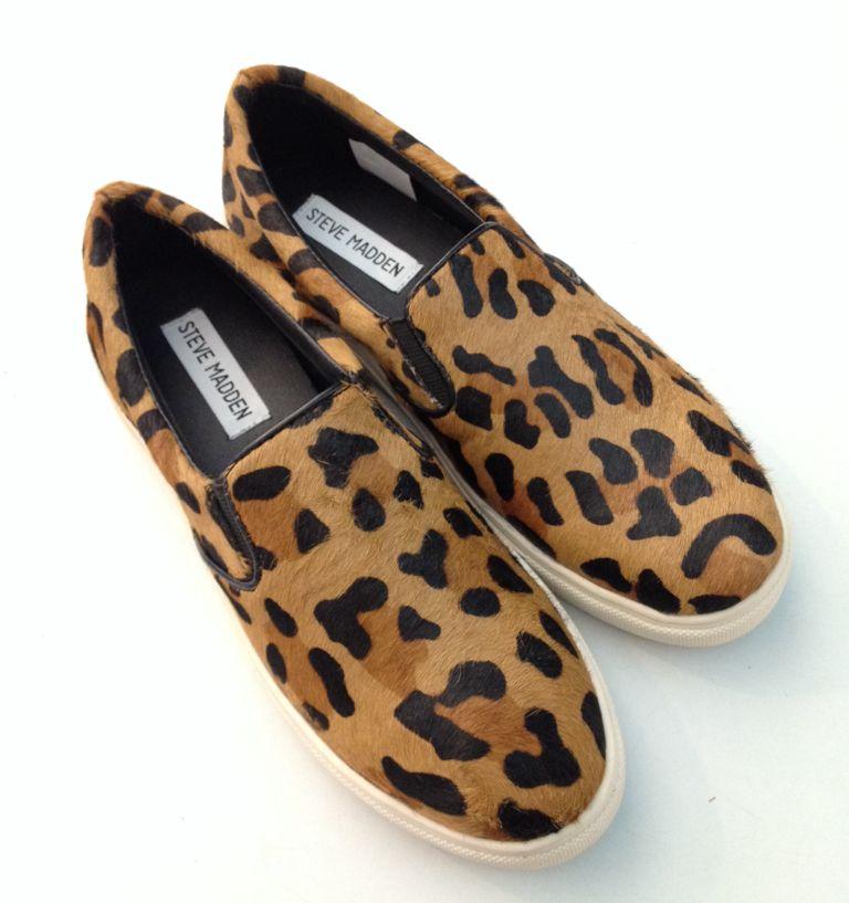 Steve Madden Ecentric Leopard Loafer