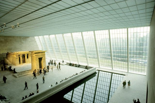 Gallery Of Kevin Roche Architecture As Environment 3 Iconic Buildings Metropolitan Museum Of Art Architecture