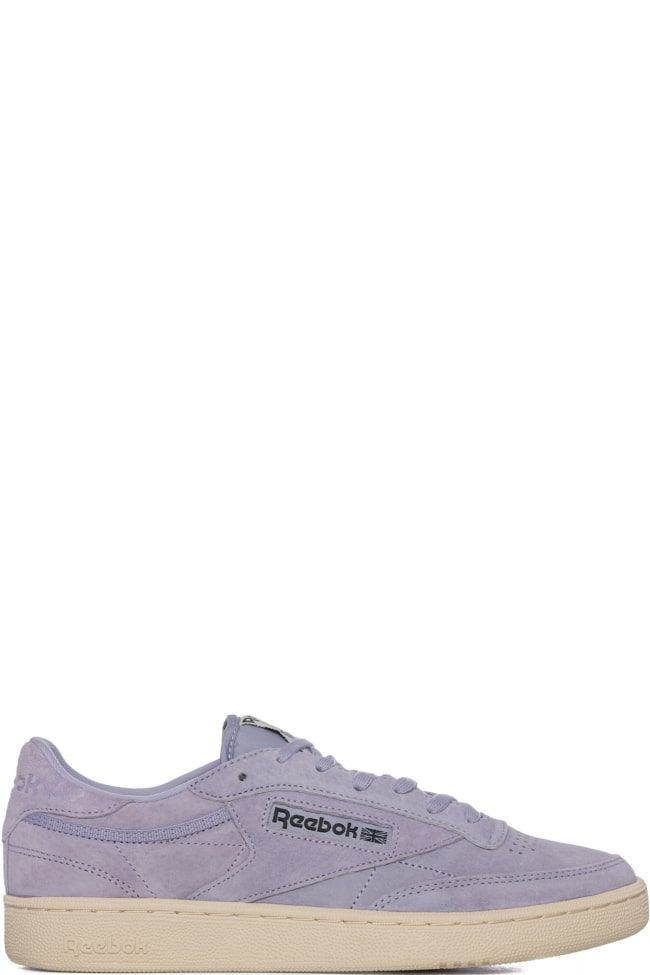 53525227d34 Reebok - Club C 85 Pastels - Moon Violet Off White