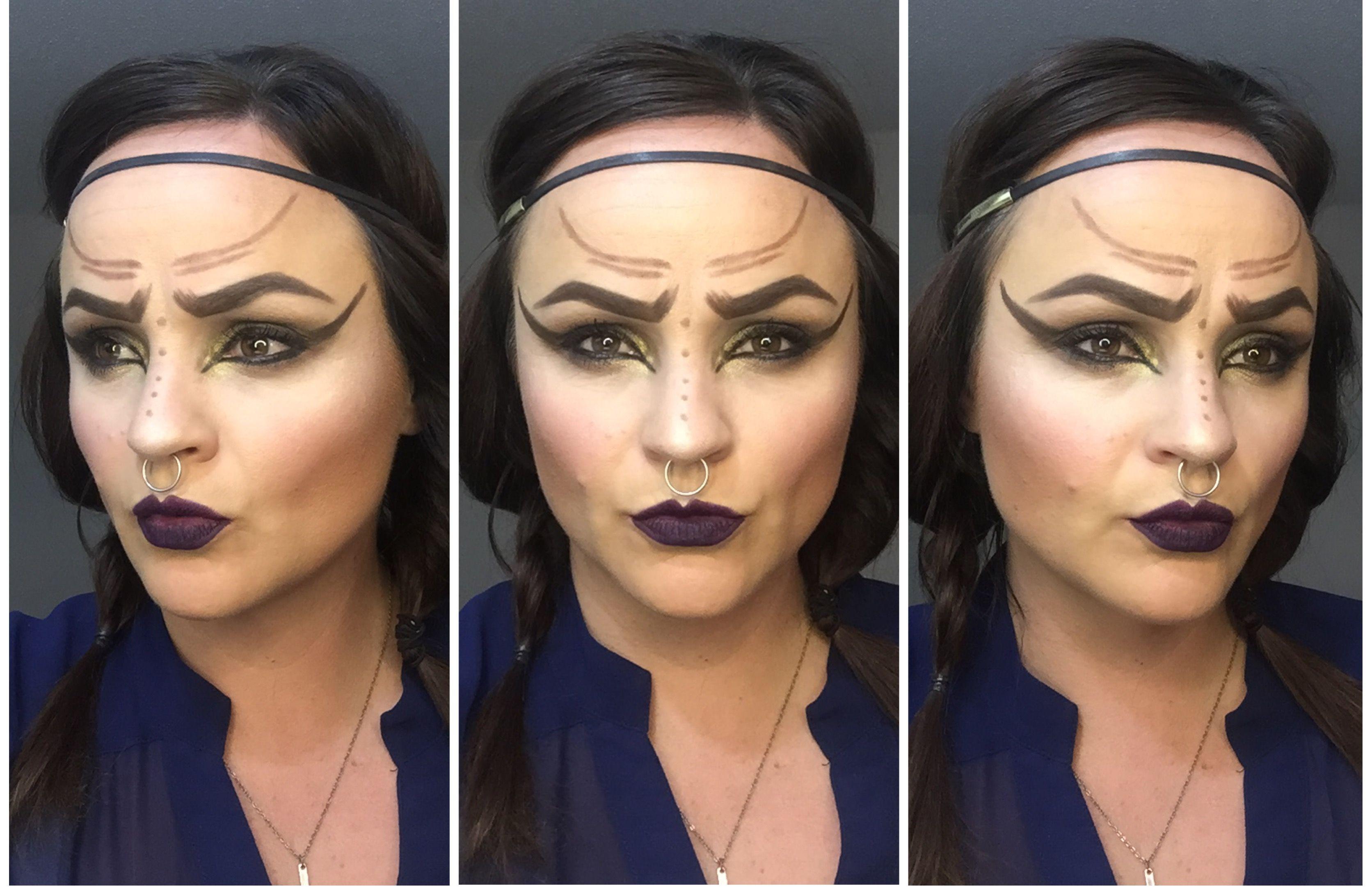 Zodiac Sign Makeup Taurus Channelling my inner Taurus