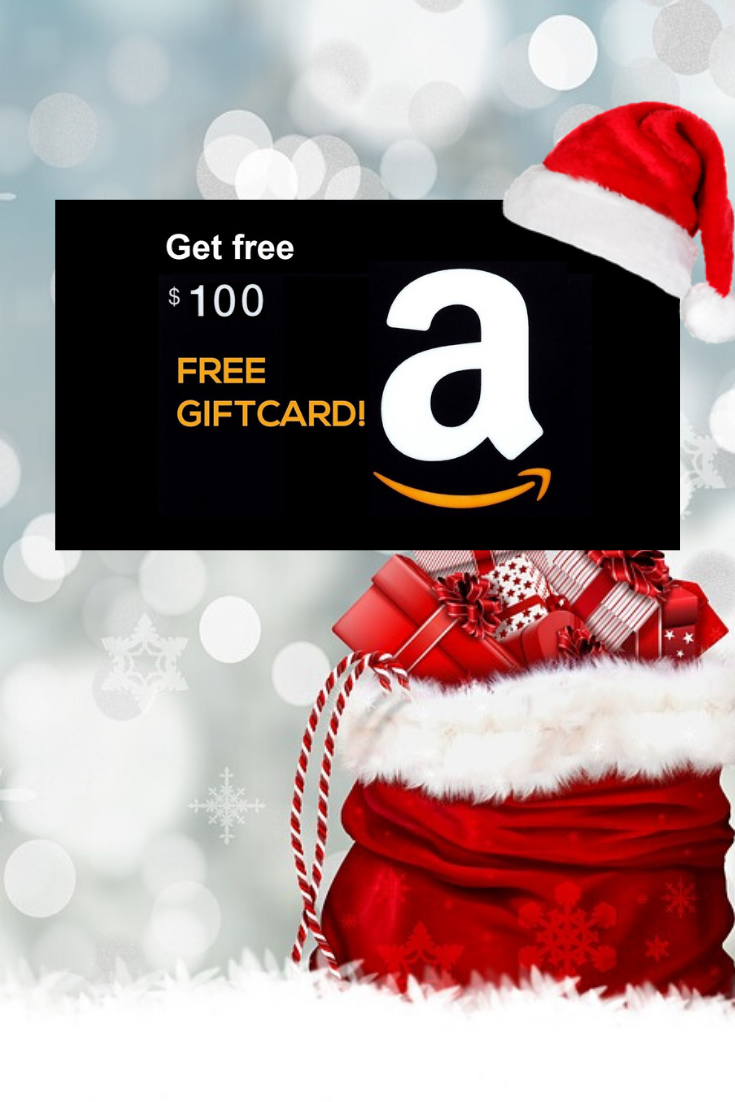 Photo of Get Free $100 Amazon Gift Card – Christmas Giveaway