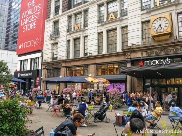 Qué Ver En Nueva York En Un Día Ruta A Pie Con Mapa Nueva York Viaje A Nueva York Rutas