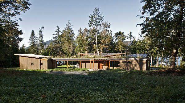 Eco Architecture of Residecen in Washington ArchIdeas