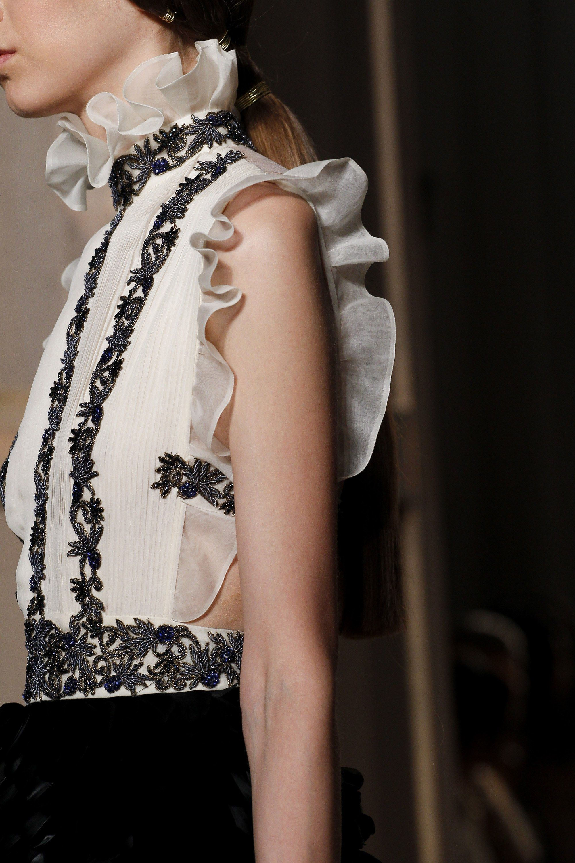 **** Valentino Fall 2016 Couture Fashion Show Details ****
