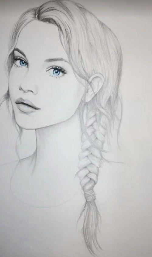 Alone art blue eyes drawing favim com 3603209 jpg 500x843