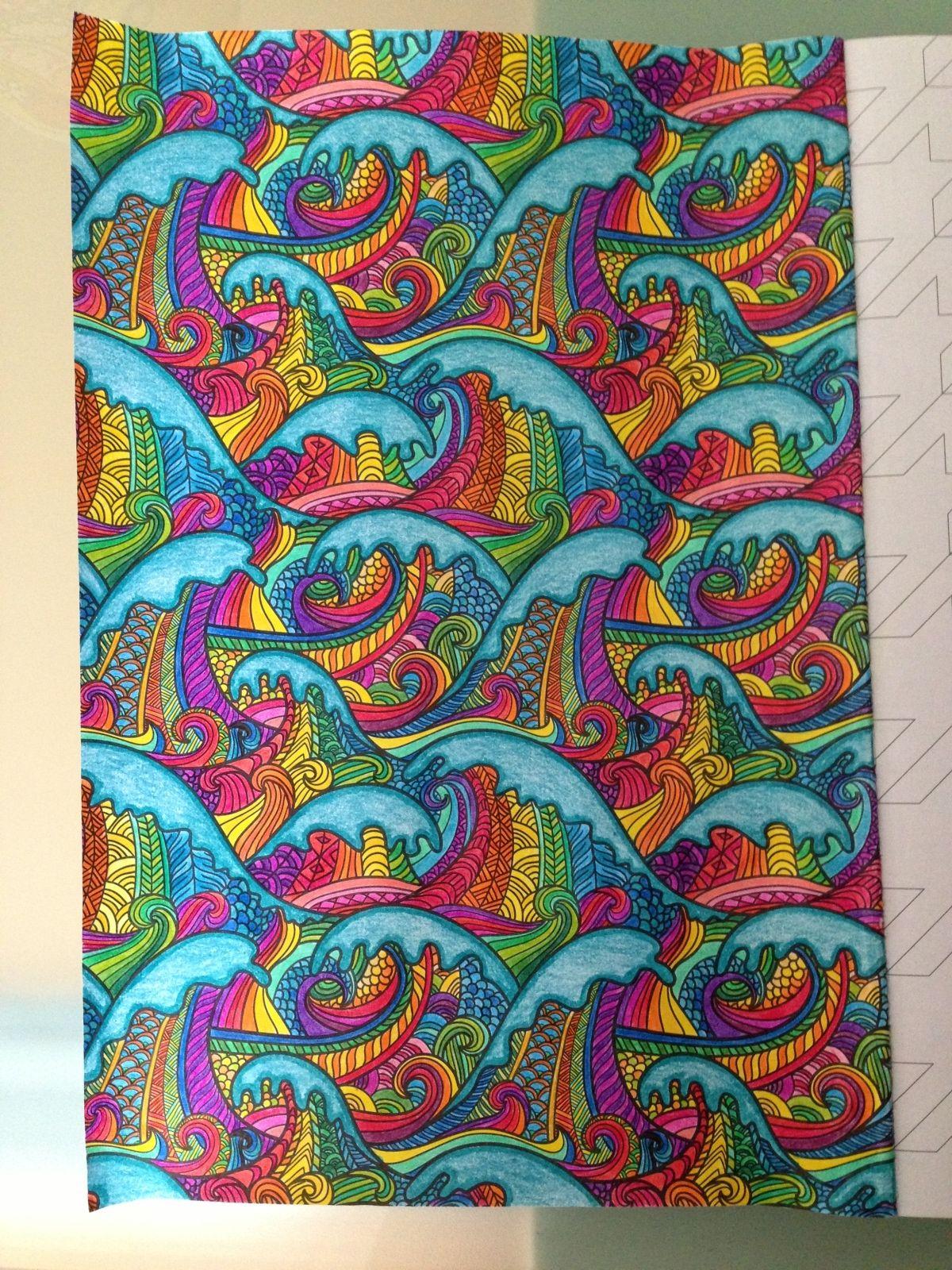 Het Enige Echte Kleurboek Voor Volwassenen Girlscene Forum Kleurboek Mandala Kleurplaten Kleurrijke Tekeningen