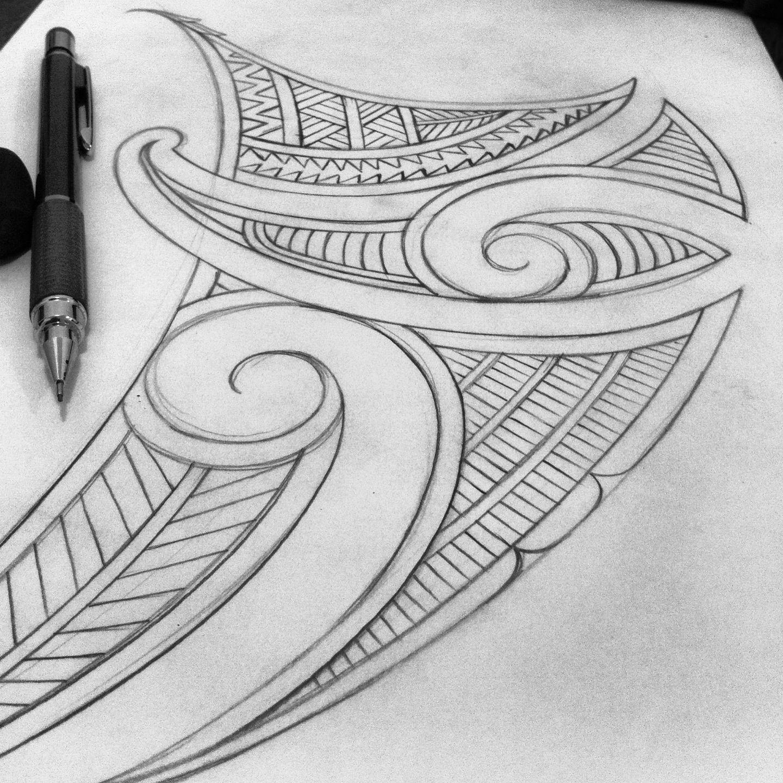Tattoo Maori Polinecio Celtas