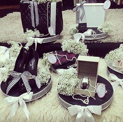 Wedding Gifts Classic Pernikahan Perkawinan Keranjang Hadiah
