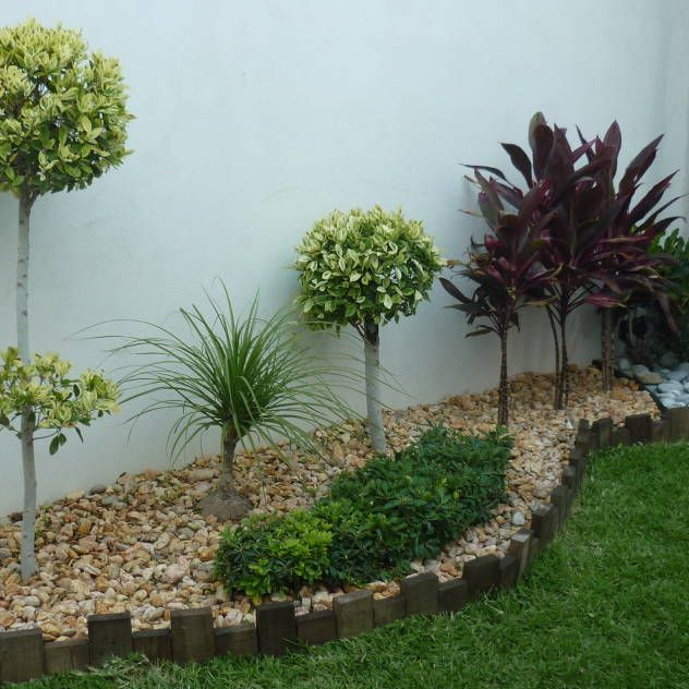 14 jardines peque os para copiar en casa patios On diseno jardines pequenos para casas