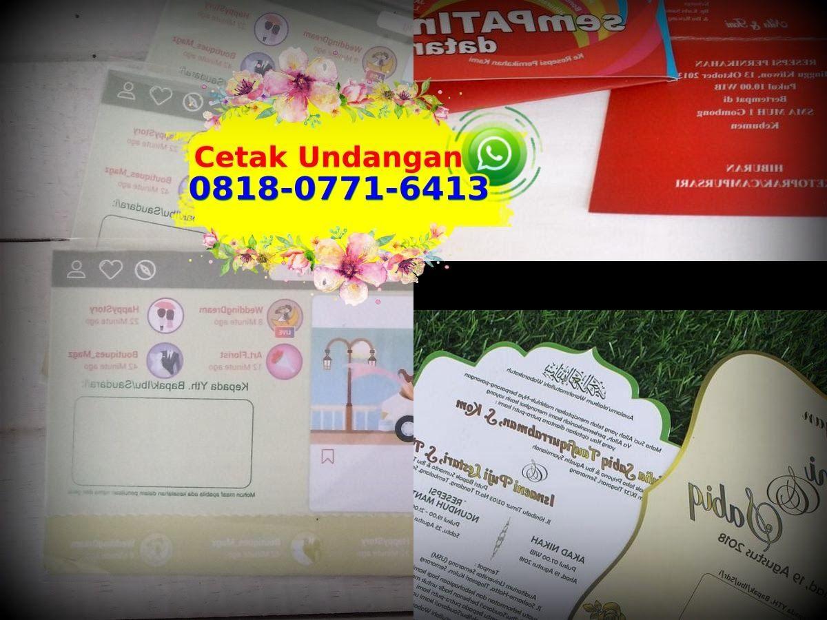 Contoh Teks Undangan Pernikahan Dalam Bahasa Sunda 0818 0771 6413 Wa Di 2020 Undangan Pernikahan Kartu Undangan Pernikahan Undangan Pernikahan Mewah