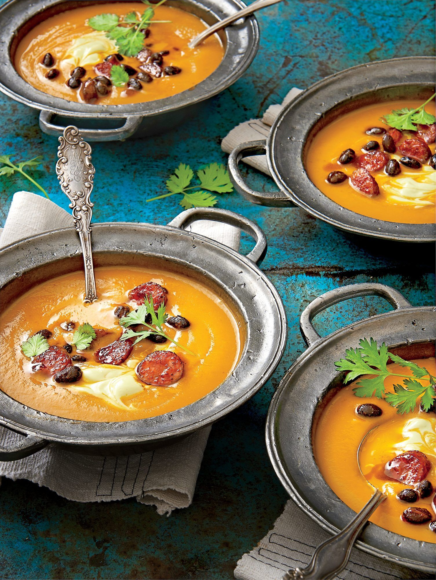 Warm Up With Our Favorite Pumpkin Soup Recipes In