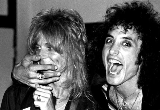 Randy Rhoads and Kevin DuBrow  Kevin dubrow Hair metal bands Ozzy  osbourne